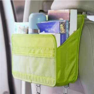 Tas mobil tas untuk belakang jok mobil tas penyimpanan mobil - HMB036