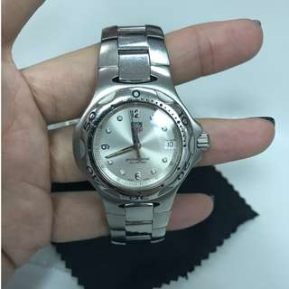 Tag Heuer 200 meters Crystal Watch