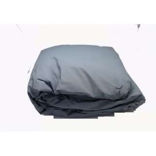 Fuzion FCC-700 Car Cover Waterproof Van (Grey)