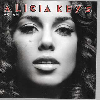 MY CD - ALICIA KEYS AS I M // FREE DELIVERY
