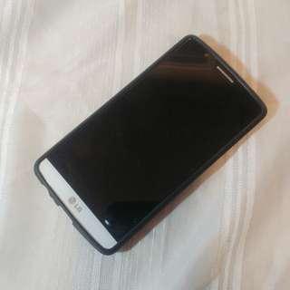 LG G3 防撞 手機套 黑色 Phone bumper, black