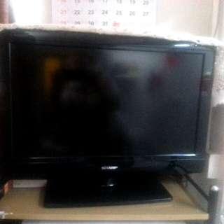 SHARP AQUOS TV ..99.9% new