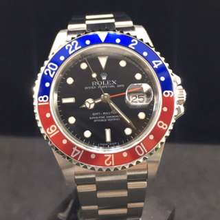 Rolex 16710藍紅圈