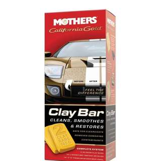 Mothers 07240 California Gold Clay Bar