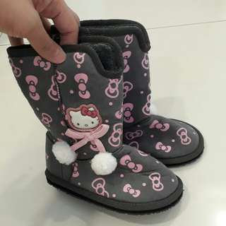 Hello Kitty Boots (Original)