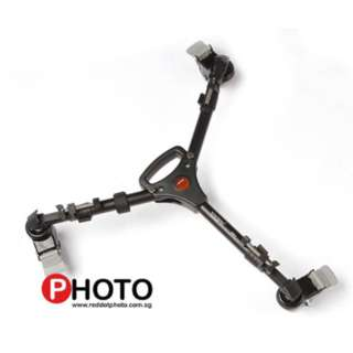 Yunteng 901 Heavy Duty Dolly (Tripod and Light Stand)