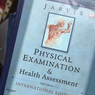 jarvis health assessment 5th edition pdf