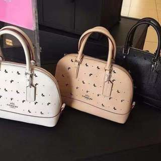 COACH DOME BAGS