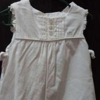 Brums white dress