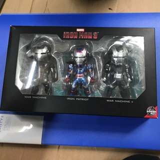 Iron man 3 figures