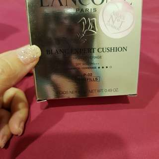 Lancome blanc expert cushion dual pack