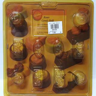 Candy Molds Assorted - Lot of 11