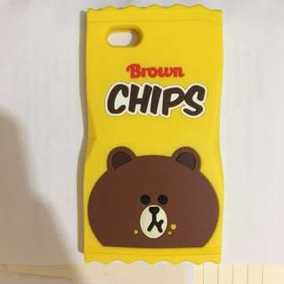 Line friends Iphone5/5s/se case