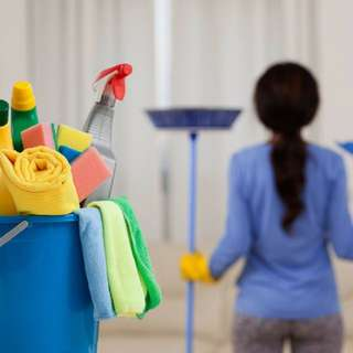 Cleaning Services Weekend