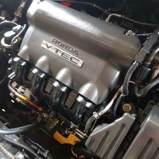 Engine Bay Detailing Again!!!