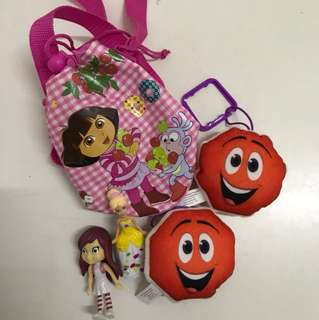 Dora sling pouch FREE POSTAGE