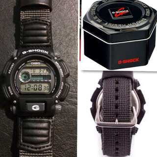 Casio G shock Case size 43mm, with original metal box and handbook BRANDNEW gifts never used