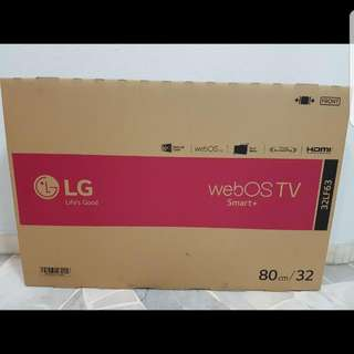 "Brand new LG 32"" TV. Model: 32LF63"