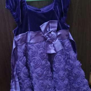 Jonah michelle purple dress