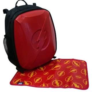 Simple Dimple Justice League Flash Bag Size XL