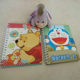 STORYBOOKS & NOTEBOOKS