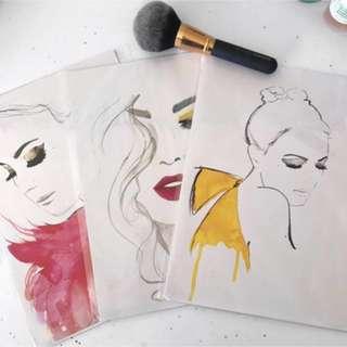 Fashion/Makeup Prints