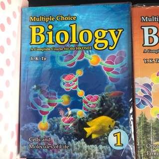 Biology MC for HKDSE