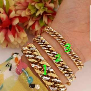 24k Gold Plated korean gold high quality