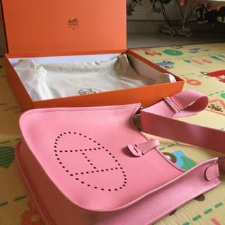 Hermes special pink