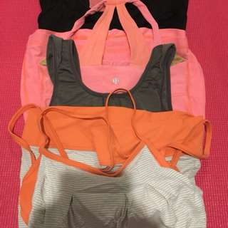 Bundle workout outfit