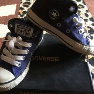 Converse junior for boy