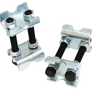 Spring Spacer Lox 2 Way Adjustable Superior Coil Adjuster Clamps