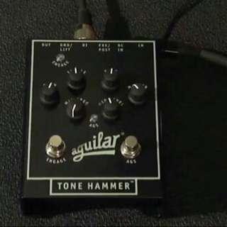Efek bass Aguilar Tone Hammer