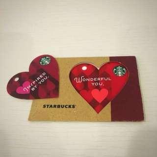 Starbucks Card Valentines Ver