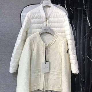 🇫🇷Moncler🇫🇷 短款外套+羽絨服兩件套
