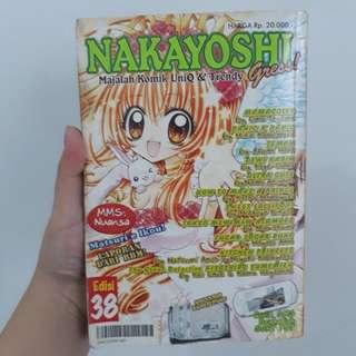 Nakayoshi 38