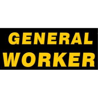 Part Time General Worker RM 60.00