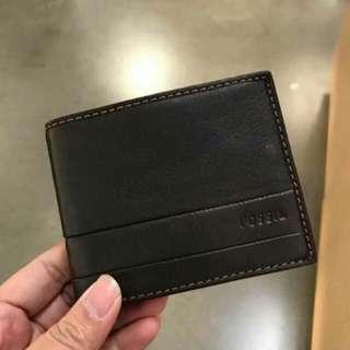 Fossil Men Leather Wallet ORI