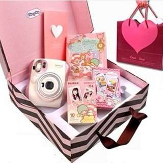 Gift Box Set Twin Stars [Card+Bag+Album+Stickers]
