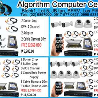 Full HD CCTV Packages