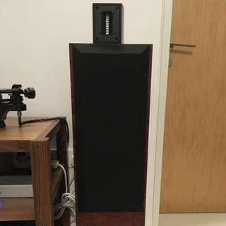 Cabasse Farella 400 Bubinga Floorstanding Speakers with supertweeters