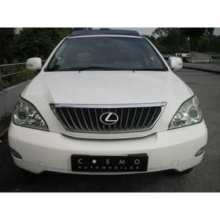 Toyota Harrier 2.4 Auto G