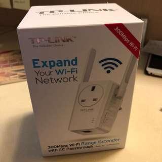 Tp-link wifi extender 300Mbps tplink