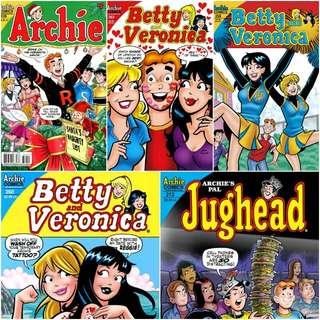 Archie Comics (PDF format)