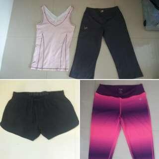 Woman sport wear