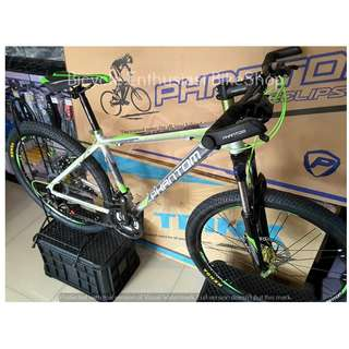 Phantom Intense 26 Mountain Bike MTB Bicycle *Go with Phantom* Powered by Trinx Bicycle Philippines