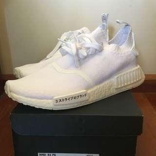Adidas NMD triple white R1 PK