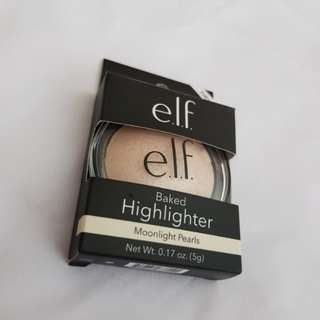 ELF baked highlighter (Moonlight Pearls)