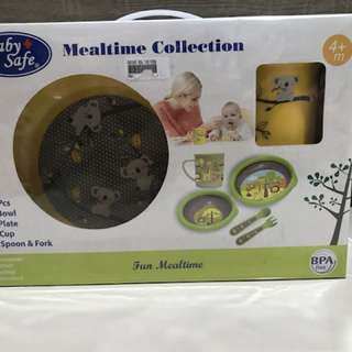 Baby Safe mealtime collection