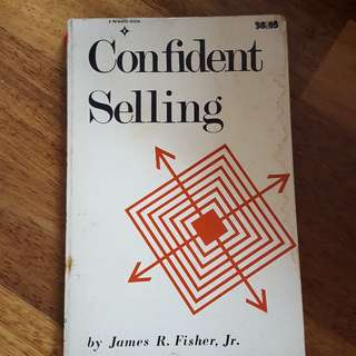 CONFIDENT SELLING